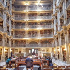 Peabody Institute Library