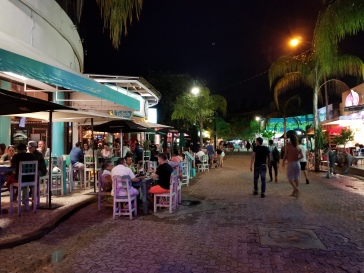 Playa Del Carmen, Nighttime