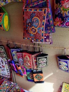 ethnic purses