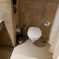 Hotel Click Bathroom