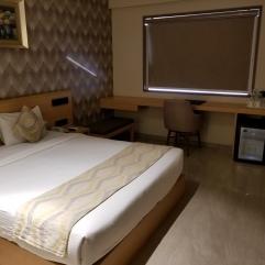 Hotel Click Bedroom