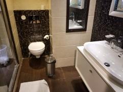 Sterling Resort BathRoom at Kufri