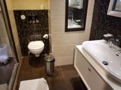 Sterling Resort BathRoom at Kufri