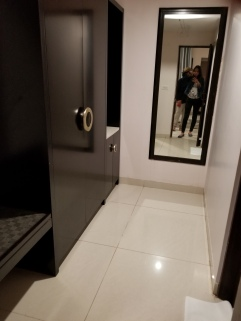 Regenta Resort Deluxe Bedroom Changing Room