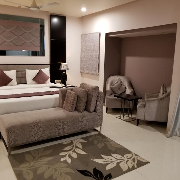 Regenta Resort Deluxe Bedroom
