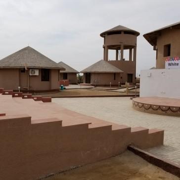 Bhunga Area at White Rann Resort