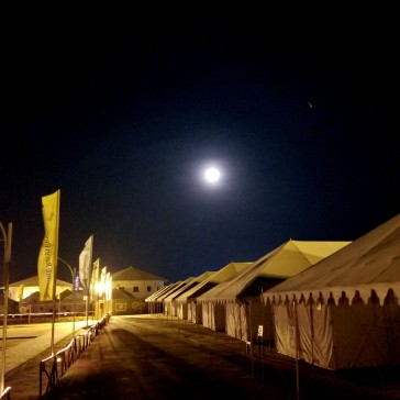 Tent Area at White Rann Resort